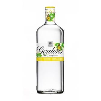 Gordons with a spot of Eldeflower 37.5% 70cl thumbnail