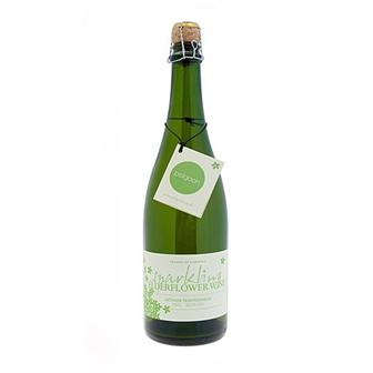 Polgoon Sparkling Elderflower Wine 75cl thumbnail