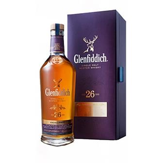 Glenfiddich Excellence 26 years old 43% 70cl thumbnail