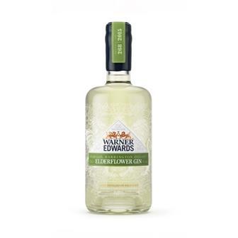 Warner Edwards Elderflower Gin 40% 70cl thumbnail