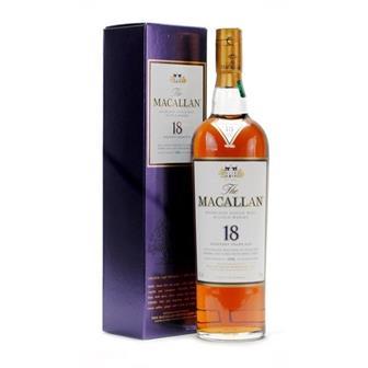 Macallan 18 years old 1996 43% 70cl thumbnail