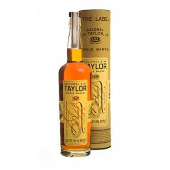 EH Taylor Single Barrel Bourbon 50% 75cl thumbnail