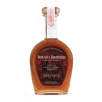 Bowman Brothers Small Batch 45% 75cl thumbnail