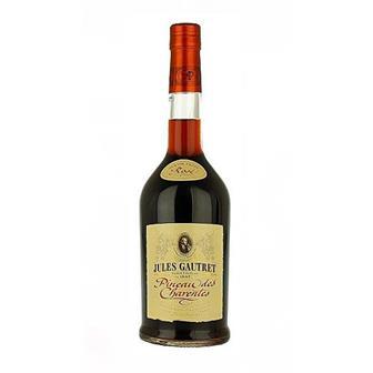 Pineau des Charentes Rose Jules Gautret 17% 75cl thumbnail
