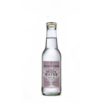 Fever Tree Soda Water 200ml thumbnail