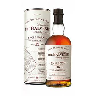 Balvenie 15 years old Sherry Cask Single Barrel 47.8% 70cl thumbnail