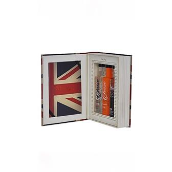 Chase Miniature Pack Union Jack Flag Book 3x5cl thumbnail