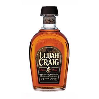 Elijah Craig 12 years old cask strength 67.4% 2014 bottling thumbnail