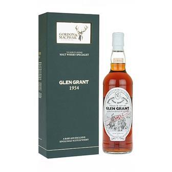 Glen Grant 1954 bottled 2006 40% 70cl thumbnail
