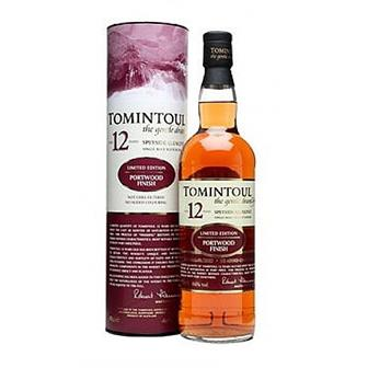 Tomintoul 12 years old Portwood Finish 46% 70cl thumbnail