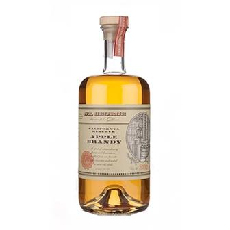 St George Reserve Apple Brandy 43% 2014 Release thumbnail