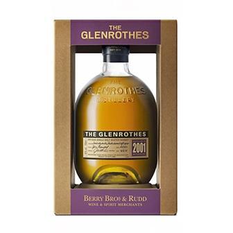 The Glenrothes 2001 Bottled 2016 43% 70cl thumbnail