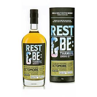 Octomore 6 years old Rest & Be Thankful Whisky Co 63.8% 70cl thumbnail