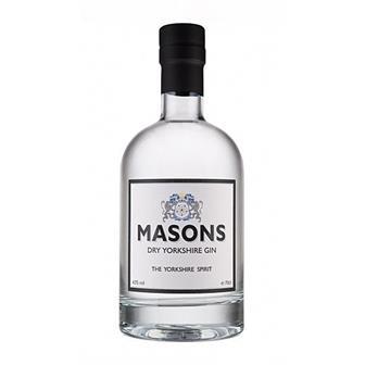 Masons Dry Yorkshire Gin 42% 70cl thumbnail