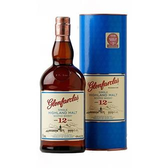 Glenfarclas 12 years old 43% thumbnail
