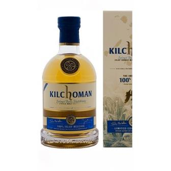 Kilchoman 100% Islay 5th Edition Limited edition 50% 70cl thumbnail