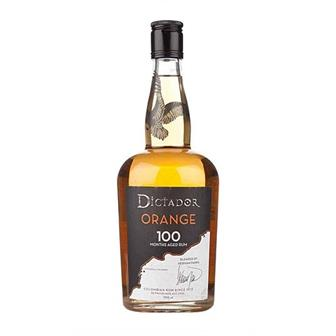 Dictador Rum Orange 100 40% 70cl thumbnail