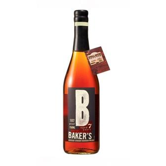 Bakers Bourbon 7 years old 107 Proof 53.7% 70cl thumbnail