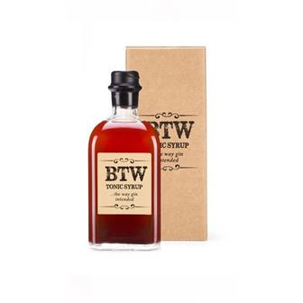 BTW Tonic Syrup 500ml thumbnail