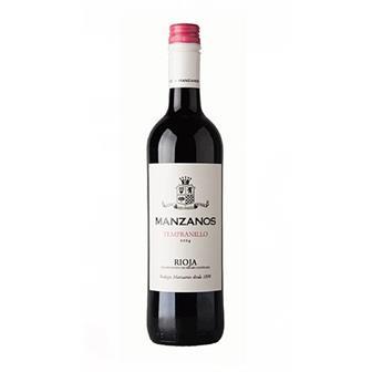 Manzanos Tempranillo Rioja 2017 75cl thumbnail