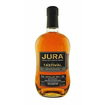 Jura Tastival 1997 Bottled 2015 52% 70cl thumbnail