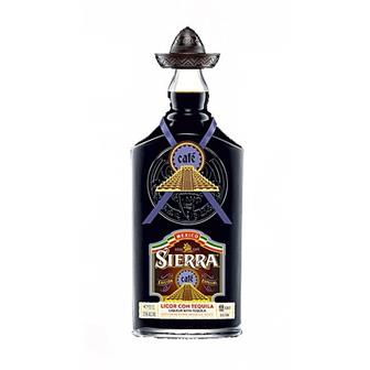 Sierra Cafe Liqueur Liqueur with Tequila 25% 70cl thumbnail
