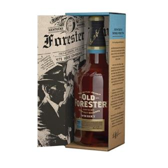 Old Forester Straight Bourbon 43% 70cl thumbnail