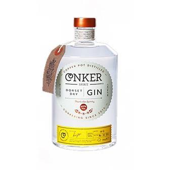 Conker Dorset Dry Gin 40% 70cl thumbnail