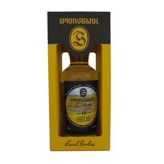 Springbank Local Barley 16 years old 54.3% 70cl thumbnail