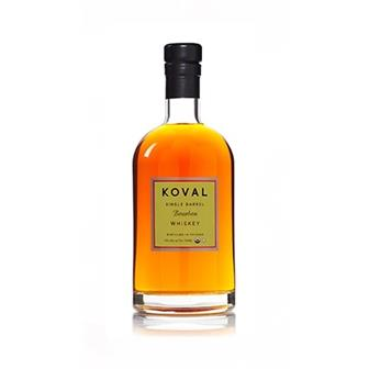 Koval Single Barrel Bourbon 47% 50cl thumbnail