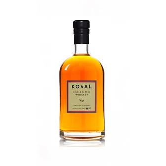 Koval Single Barrel Rye Whiskey 40% 50cl thumbnail
