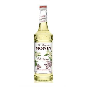 Monin Elderflower Syrup 75cl thumbnail
