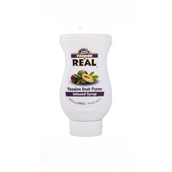 Real Passion Fruit Puree 500ml thumbnail
