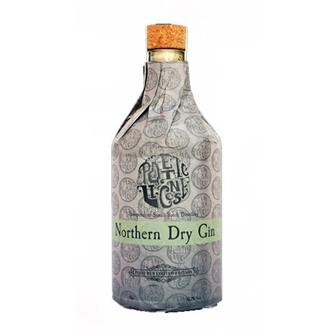 Northern Dry Gin Poetic License 43.2% 70cl thumbnail