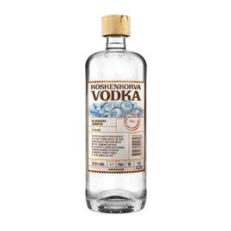 Koskenkorva Blueberry Juniper Vodka 37.5% 70cl thumbnail