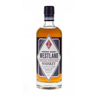 Westland Sherry Wood Single Malt 46% 70cl thumbnail
