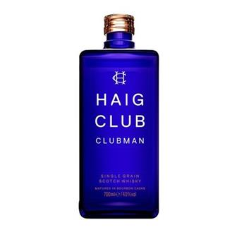 Haig Club Clubman 40% 70cl thumbnail