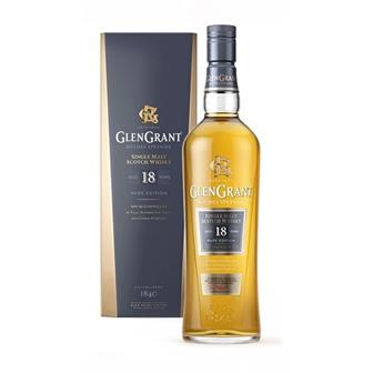 Glen Grant 18 years old 43% 70cl thumbnail