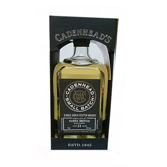 North British 31 years old 55% 70cl Cadenheads Small Batch thumbnail