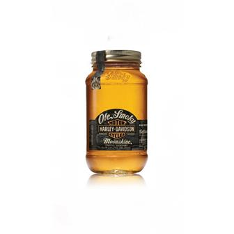 Ole Smoky Harley Davidson Charred Moonshine 51.5% vol 50cl thumbnail
