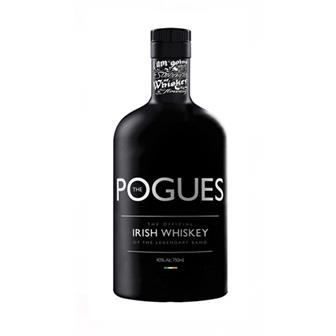 The Pogues Irish Whiskey 40% vol 70cl thumbnail