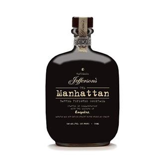 Jefferson The Manhattan Barel Finish Cocktail 34% 750ml thumbnail