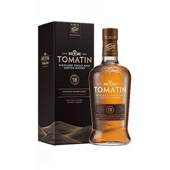 Tomatin 18 years old 46% 70cl thumbnail