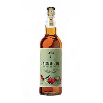 Cargo Cult Spiced Rum 38.5% 70cl thumbnail