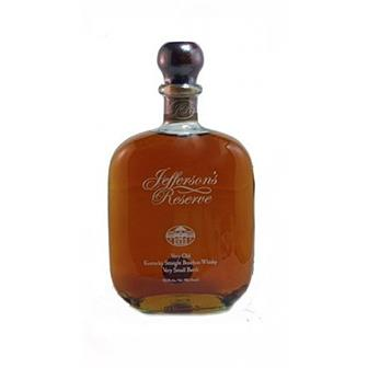 Jeffersons Reserve Bourbon 45.1% 75cl thumbnail