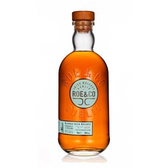 Roe & Co Irish Blended Whiskey 45% 70cl thumbnail