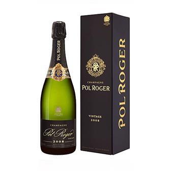 Pol Roger 2008 Vintage Champagne 75cl thumbnail