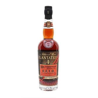 Plantation O.F.T.D. Rum 69% 70cl thumbnail