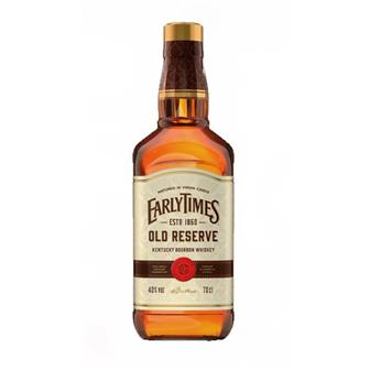 Early Times Old Reserve Bourbon 40% 70cl thumbnail