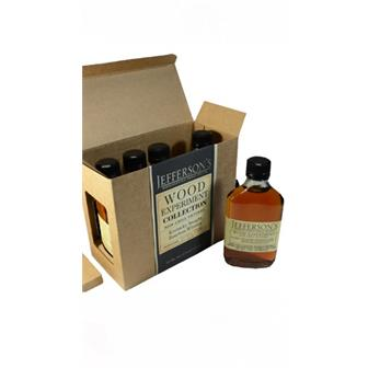 Jeffersons Wood Experiment Box set 1 46% 5x20cl thumbnail
